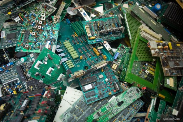E-waste poses risk to Vietnam's environment