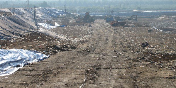 HCMC's major landfill closed after one year of operation