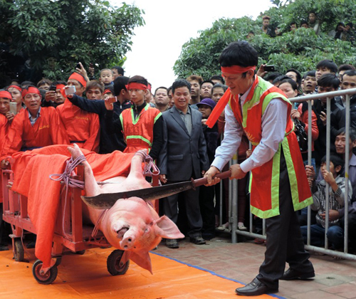 Culture Ministry discourages 'barbaric' festivals