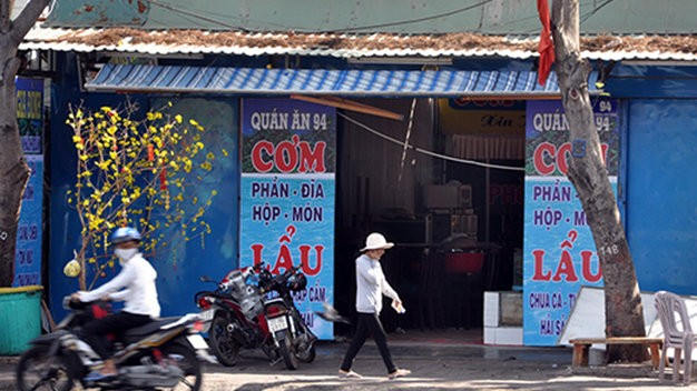 Vung Tau's restaurant suspended for stealing from foreign diner