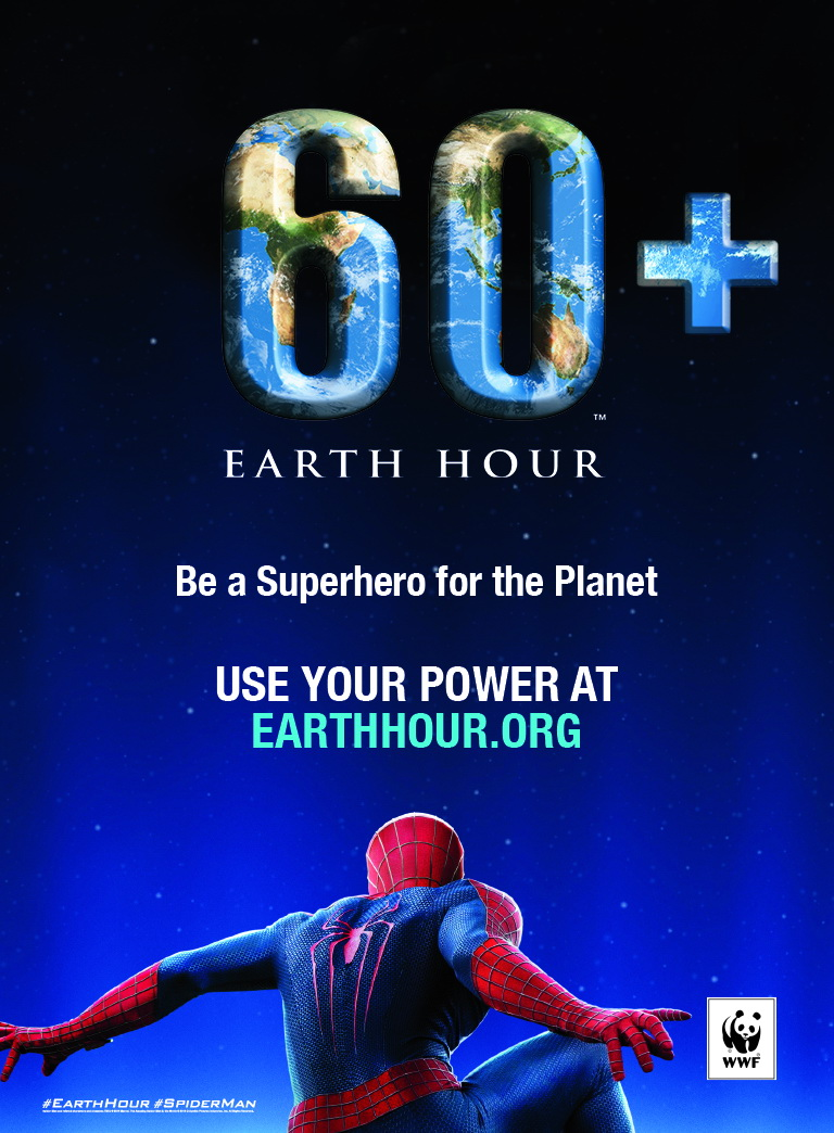 Earth Hour 2014: United to save the Planet