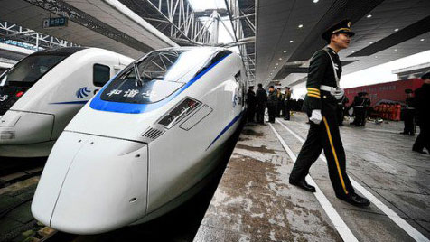 Vietnam to build a high-speed train system