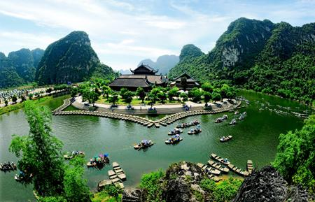 Ha Long on land