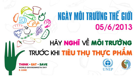 Ngay moi truong 2013
