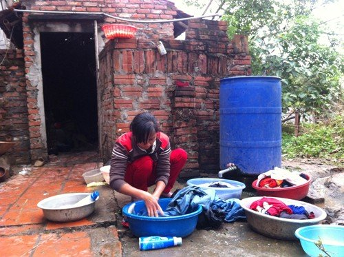 """""""Cancer village"""" in Hanoi still doesn't have clean water"""
