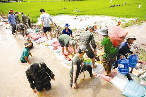 What will happen if there is no more sand in the Mekong River Delta?