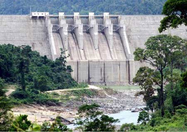 Drought puts hydropower plants at risk