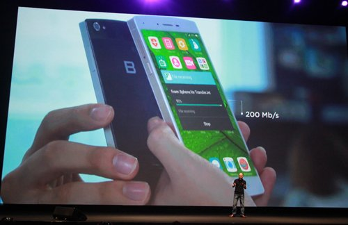 BAKV officially launches its high-end smartphone