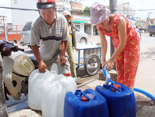 HCM City to hike water tariffs by 50% over five years