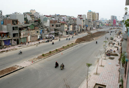 Nearly $120,000 slated for construction of 1m of road in Hanoi