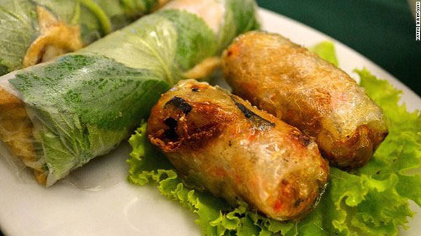 [-]Vietnamese[-]fried[-]spring[-]rolls[-]ranks[-]world's[-]top[-]10[-]culinary[-]dish