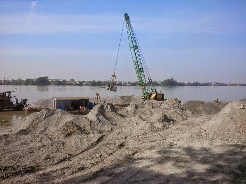 Probe launched into Dong Nai urban river project
