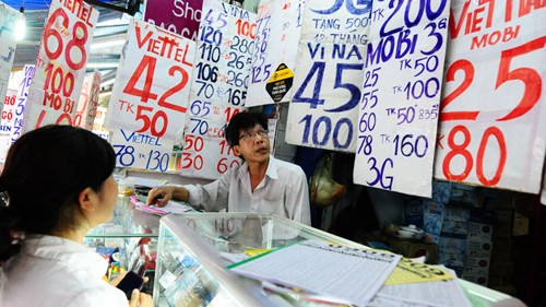 Why are 3G service fees in Vietnam cheap?