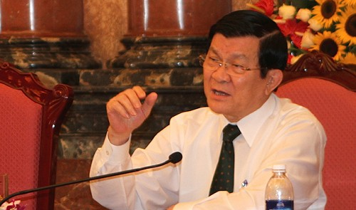 Vietnam president orders stop to imports of obsolete technologies