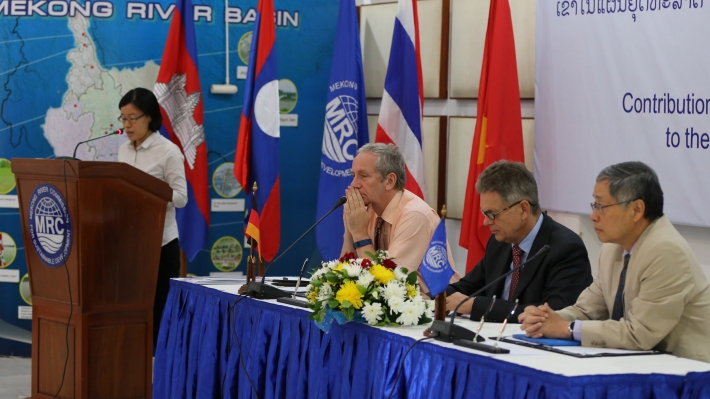 German Government continues to support MRC for sustainable development of the Lower Mekong Basin