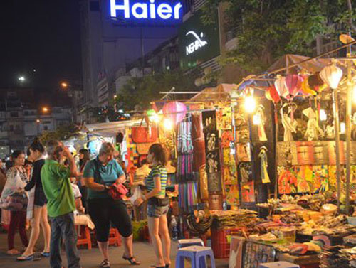 Another facet of Ben Thanh Market