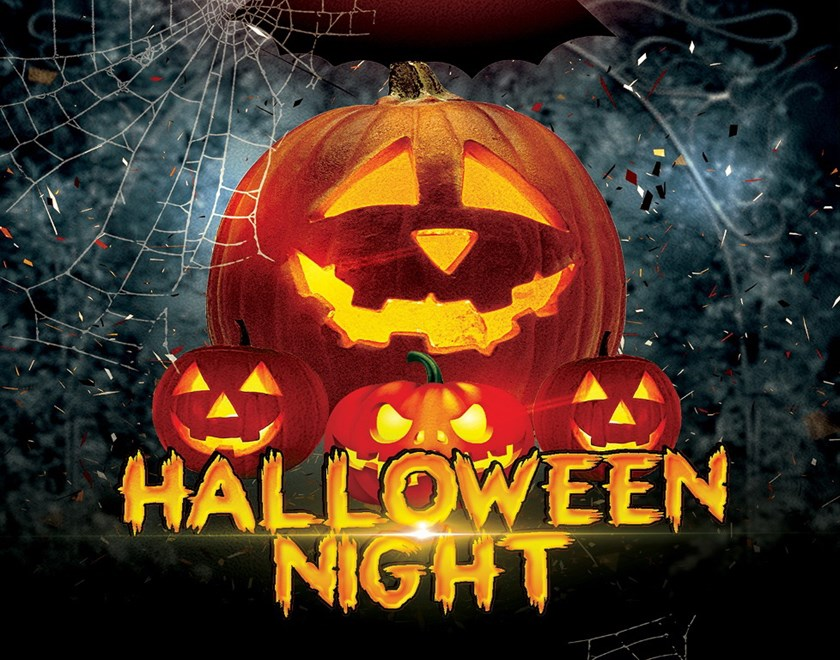 Halloween night at Lotte Legend Hotel Saigon