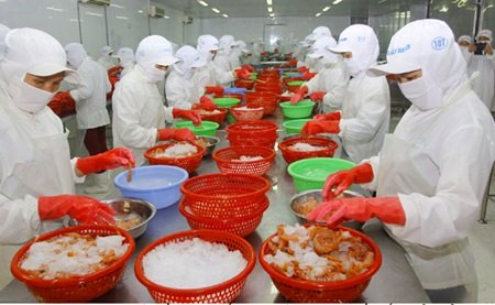 Vietnam asks to ease seafood restrictions
