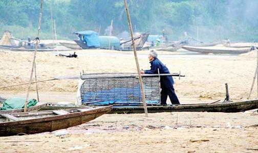 Central region wastes away because of hydropower plants