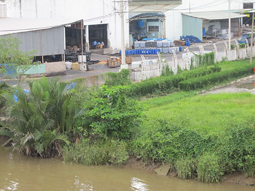 Hao Duong hit with record fine for polluting environment