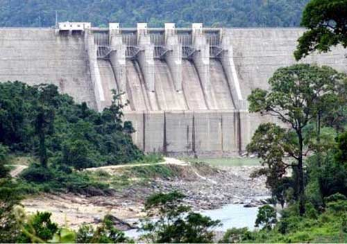 Hydropower plants, affect, Mekong River, fishery resources