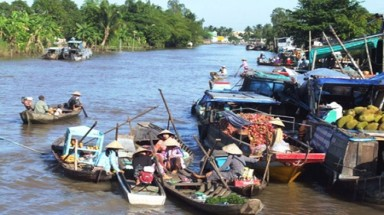 Mekong Delta an untapped trade giant