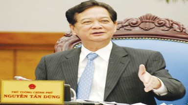Prime Minister Dung delivers New Year message of growth