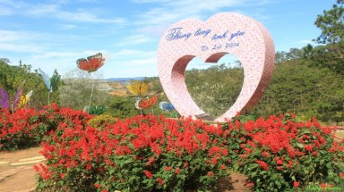 Top tourism destinations in Da Lat