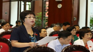 "Hanoi""s National Deputy deputy arrested"