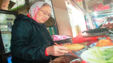 The Banh Mi Queen of Hoi An