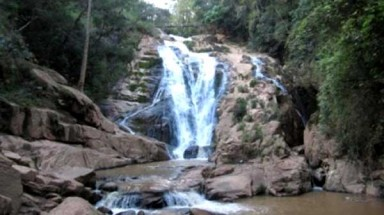 Hang Cop - Wild tourist destination in Da Lat