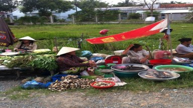 Special markets in South Vietnam
