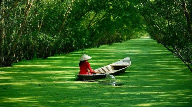 Mekong Delta Green Tourism Week 2015