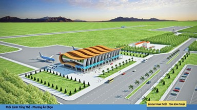 Construction of Phan Thiet airport to commence in January
