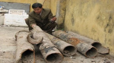 Thousands of households in Hanoi have lacked clean water for 20 years