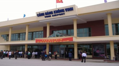 Vinh Airport to be upgraded into international airport