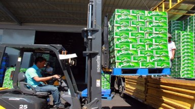 Beer firms rush to build factories