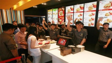 McDonald's' future in Vietnam questionable