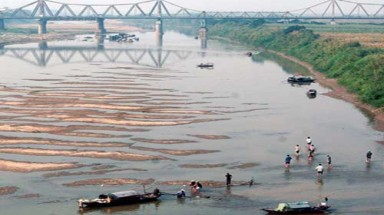 Expert says Hong River flow vital for Delta region