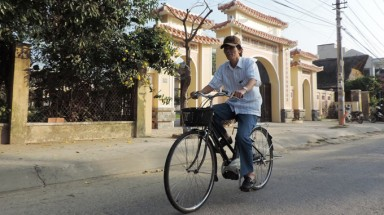 Hoi An officials to bicycle to work next month