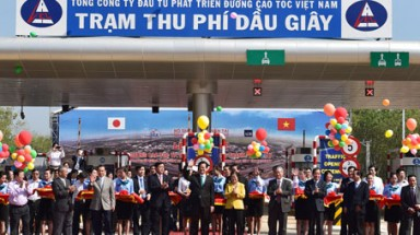 Most modern expressway opens to traffic