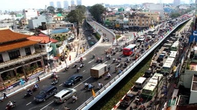 Five major projects to revamp HCM City in 2015