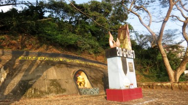 Tunnel village of Vinh Linh in pictures