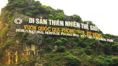 Plan on Phong Nha-Ke Bang National Park to 2030 approved