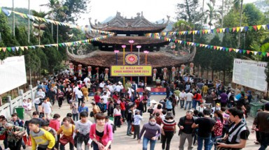 Spring Festivals during Tet