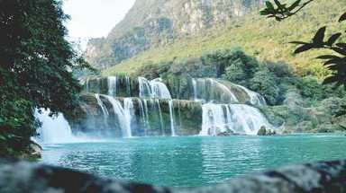 One-day tour to Ban Gioc Waterfall
