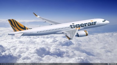 Tigerair to order up to 50 A320neo