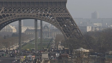 High Levels of Pollution Spur Paris to Action