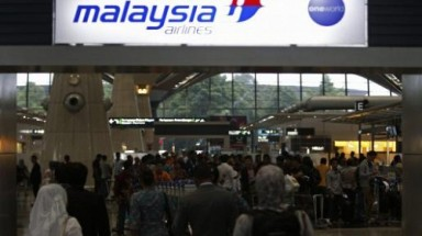 Malaysia thanks countries for help in search for missing plane