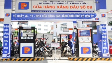 E5 RON 95 petrol not yet available in Vietnam